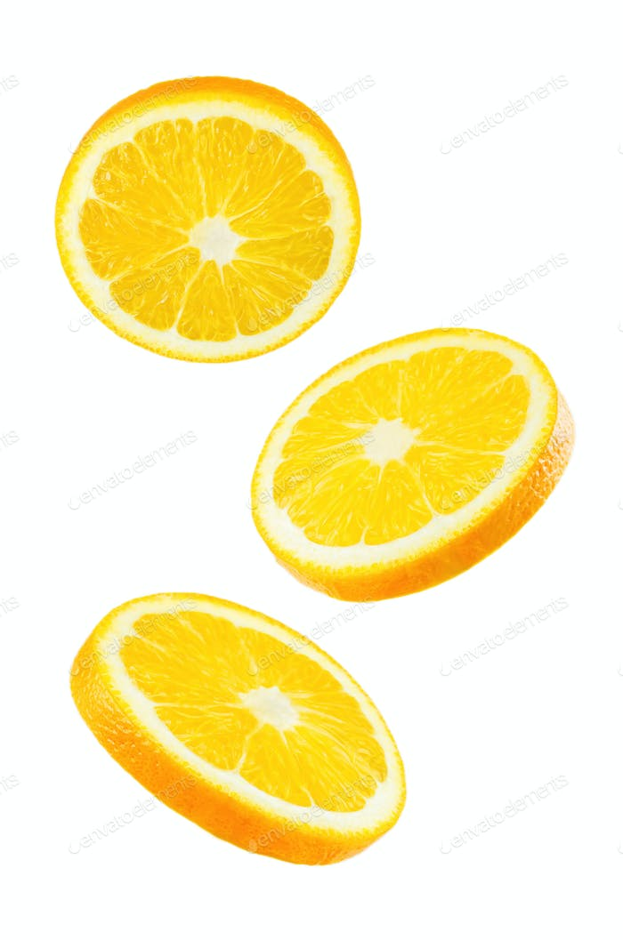 Flying Oranges
