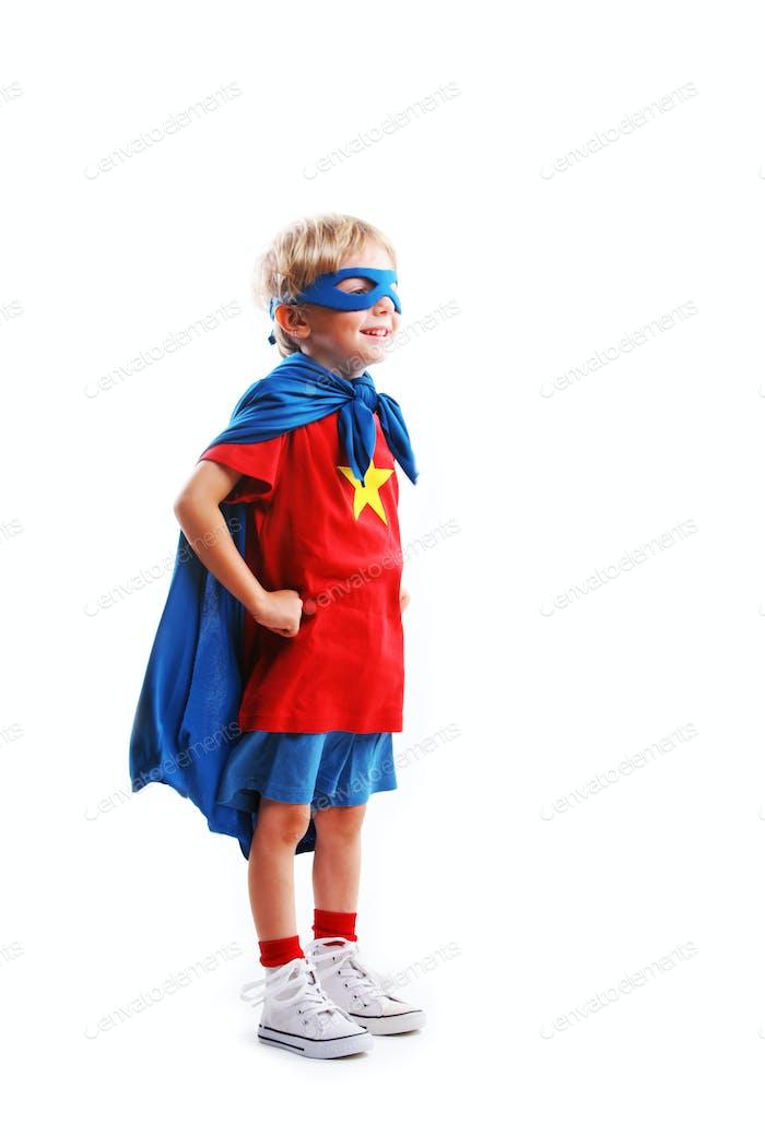 Thumbnail for Little Superhero