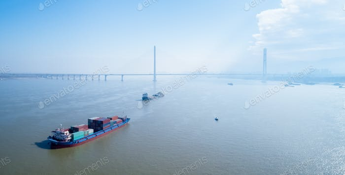 yangtze river water transport