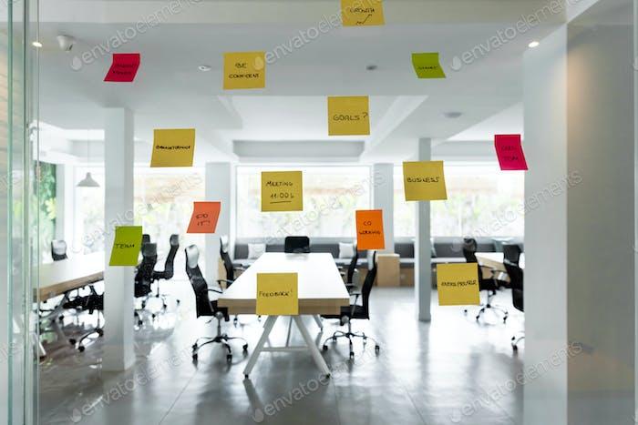 Leerer Coworking Space