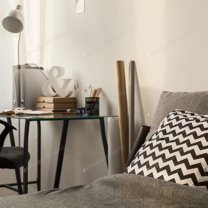 Room for architect or designer