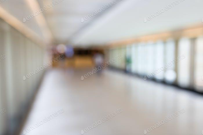 Abstrakter Hintergrund des Einkaufszentrums