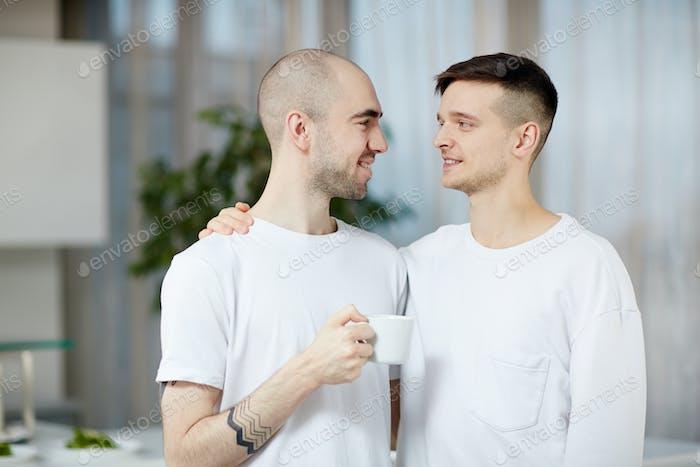 Amorous guys