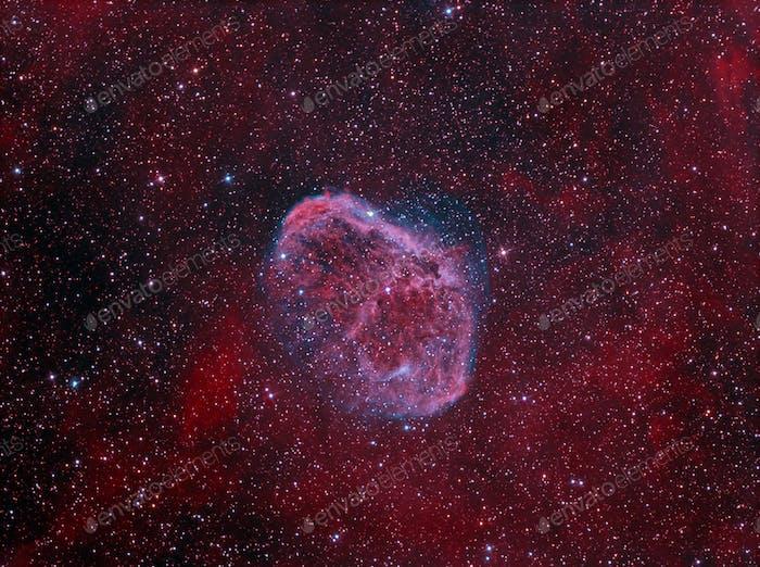 NGC6888 Crescent Nebula