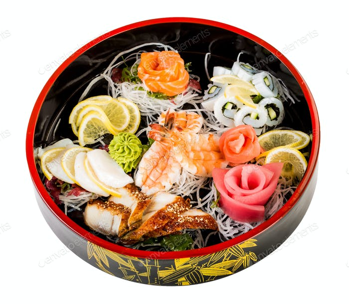 Thumbnail for sea food combination