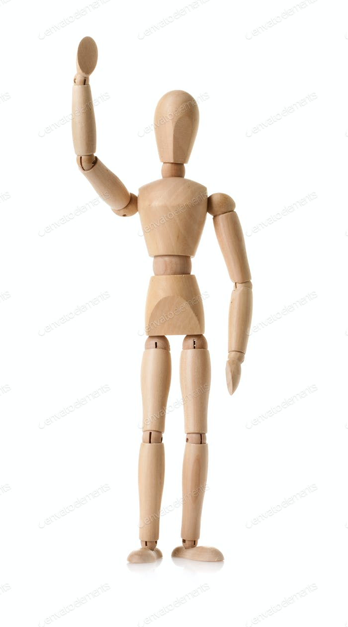 Schnuller aus Holz