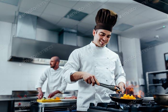 Siempre tiene nuevas ideas culinarias