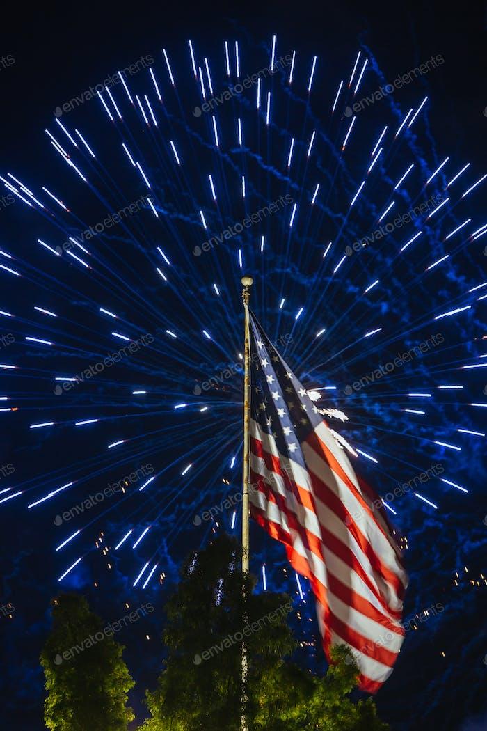Independance Day Fireworks
