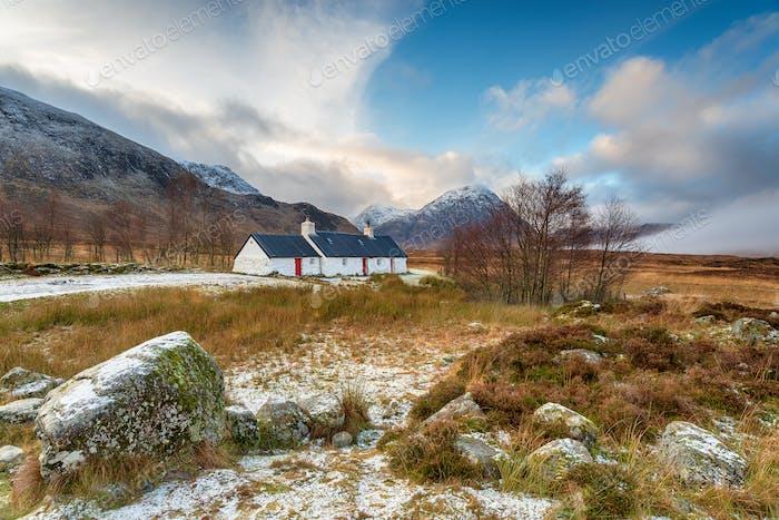 Winter at Glencoe