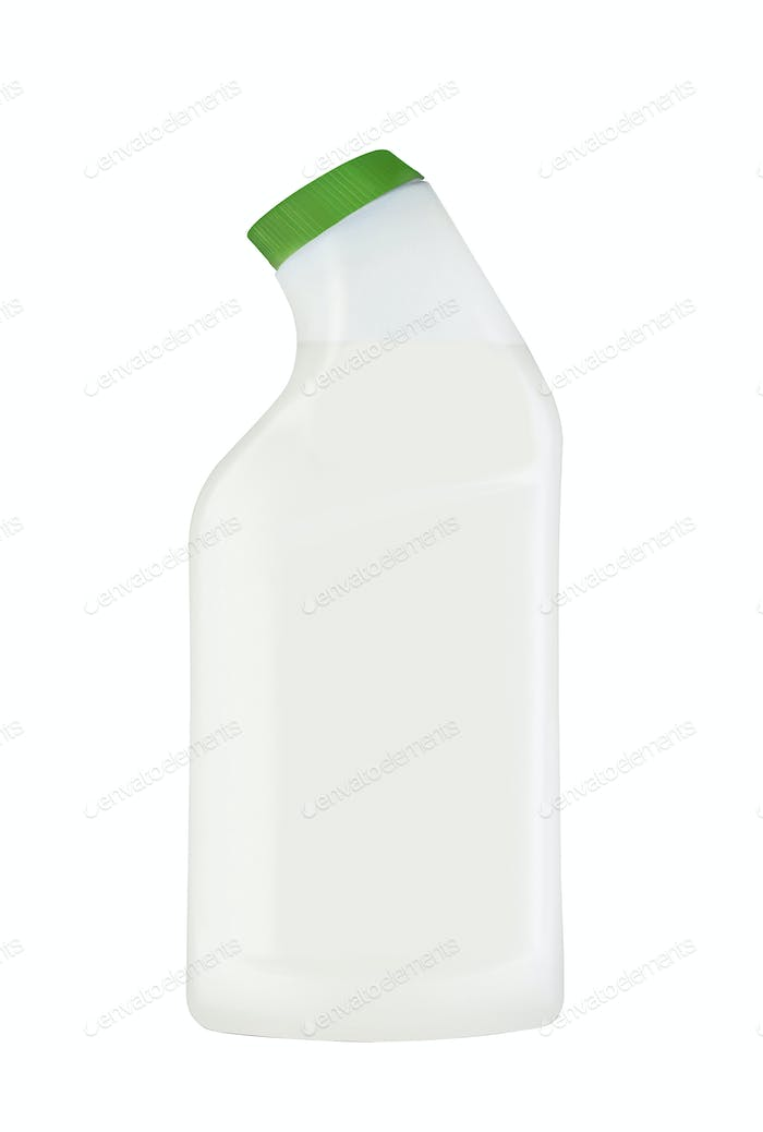 household chemicals isolated