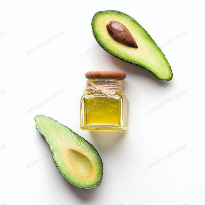 Organic oils concept