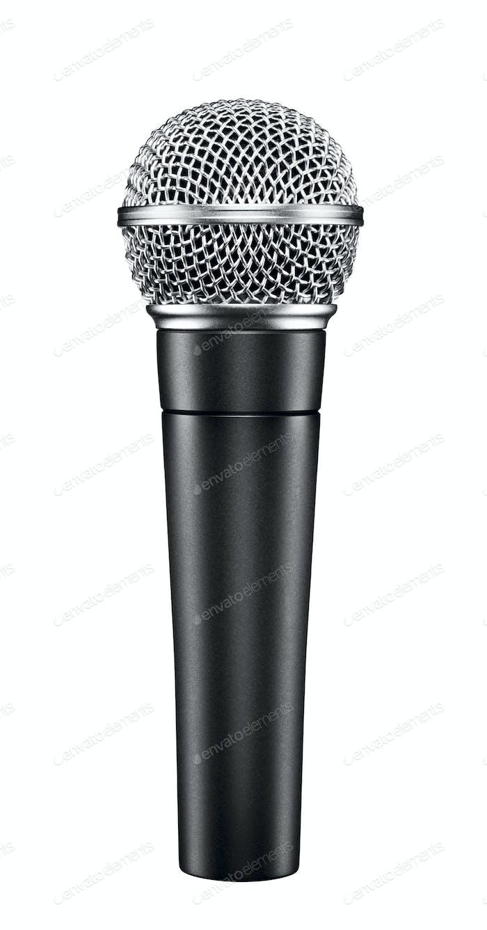 микрофон изолированный