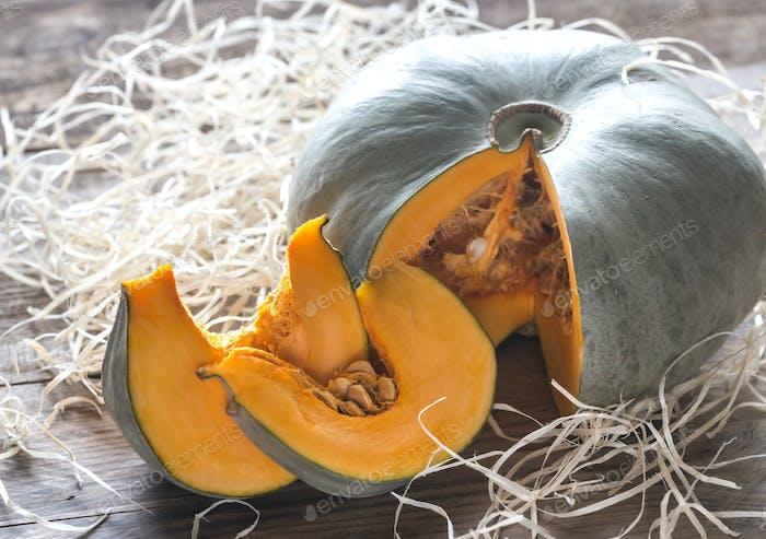 Thumbnail for Gray pumpkin