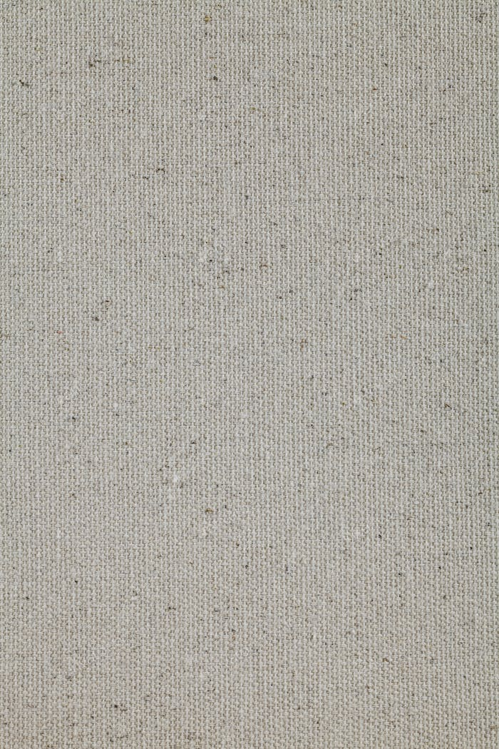 Macro Canvas Texture
