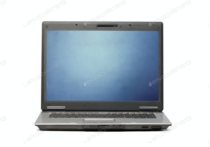 Simple Laptop Computer