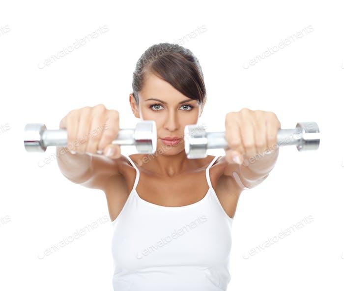Chica de fitness