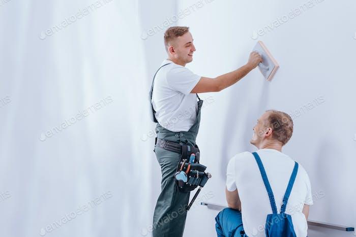 Professional house renovation