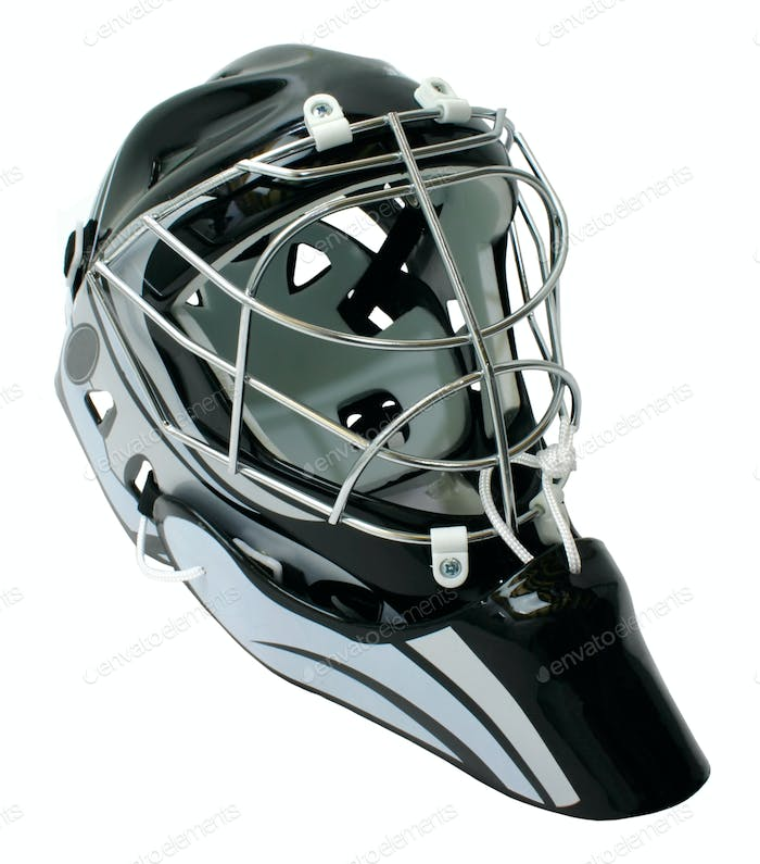 Hockey Goaltender Helmet