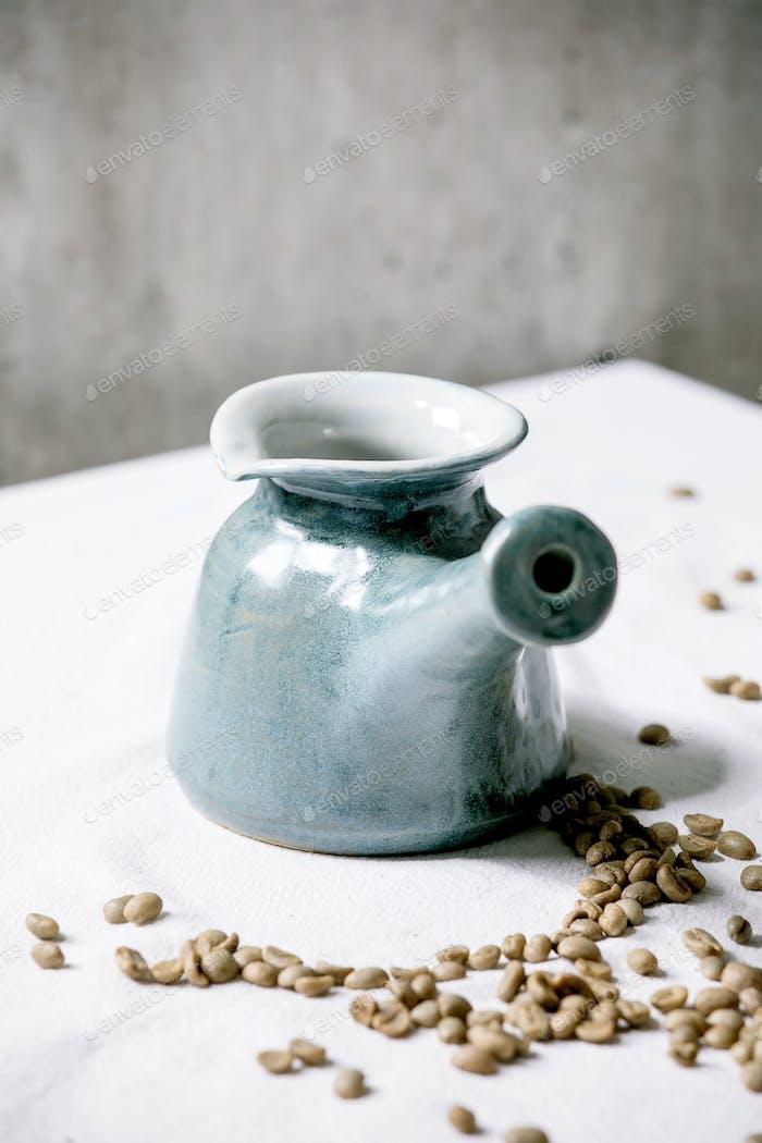 Craft Kaffeekanne aus Keramik