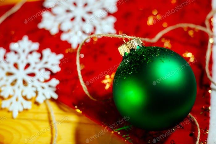 christmas holidays decoration background