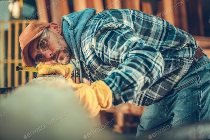 Die Leidenschaft für Holzarbeiten