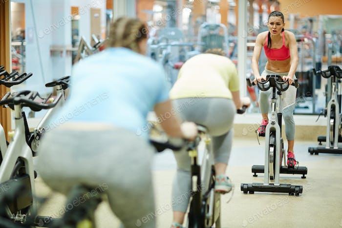 Велоспорт к успеху
