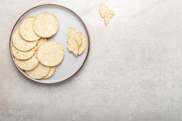 Free From Gluten Crackers