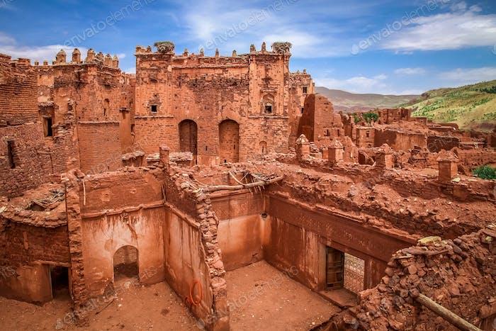 Old Telouet kasbah