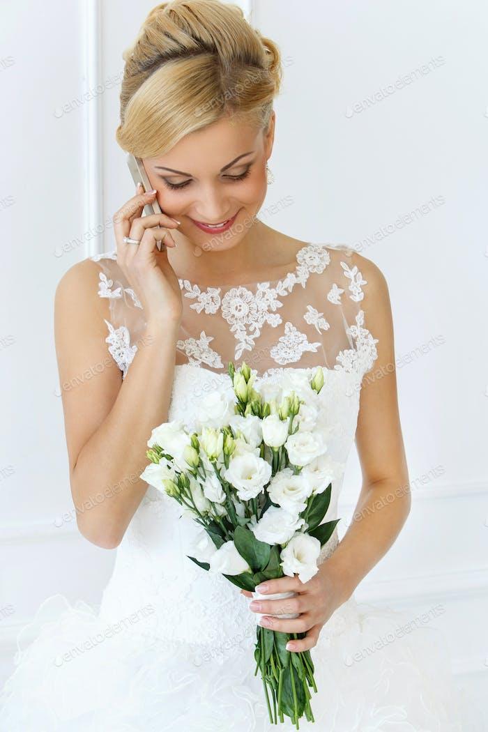 hochzeit Hübsche Braut