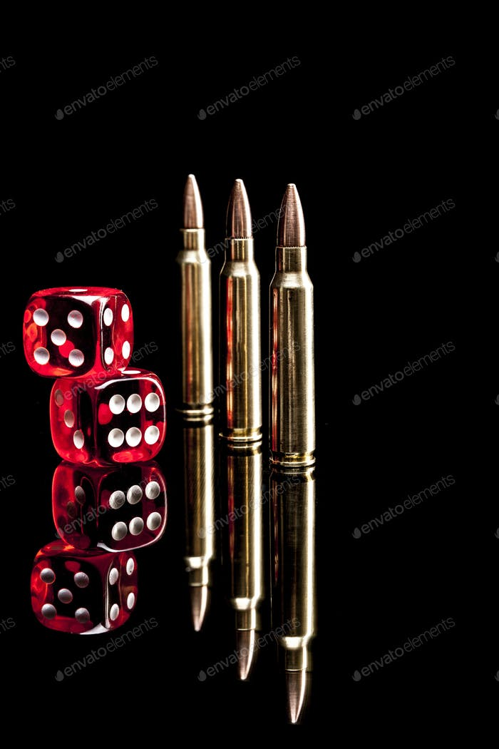 Bullets and Dices