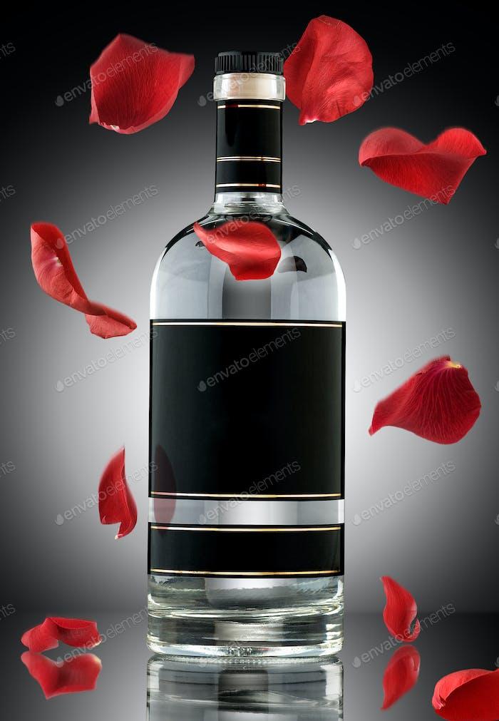 An alcohol romance.