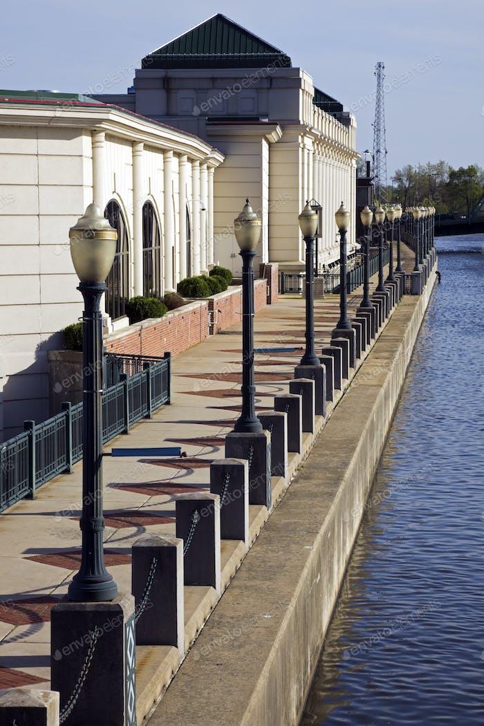 Riverwalk in Joliet