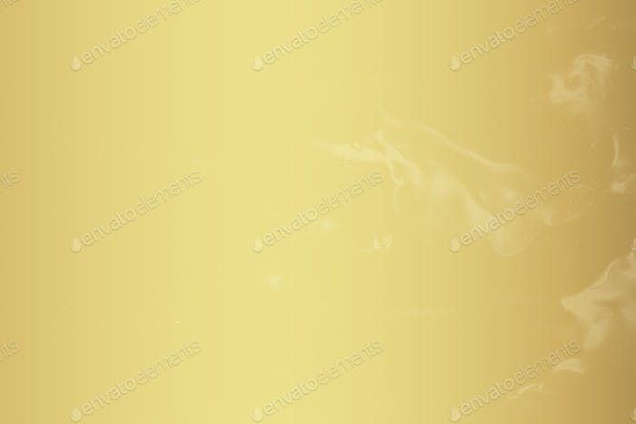Diseño abstracto de fondo metálico dorado.