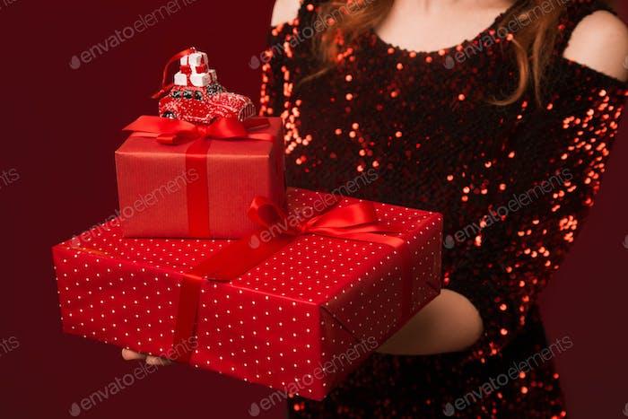 Christmas gifts giving