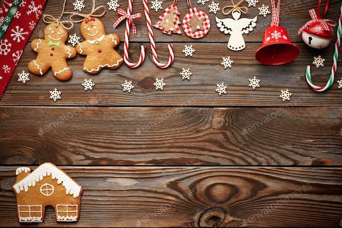 Christmas homemade decoration