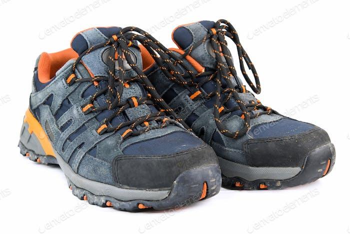 elegant touristic boots