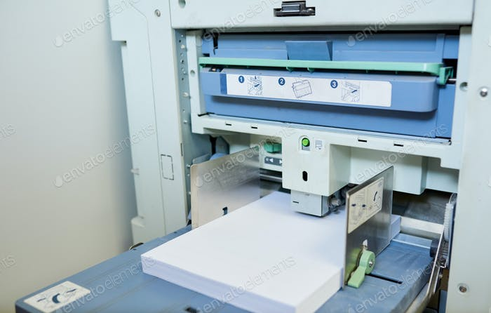 Multifunctional Office Machine