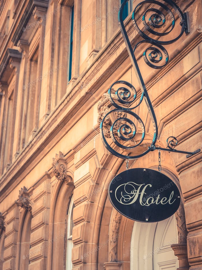 Ornate Luxury Boutique Hotel