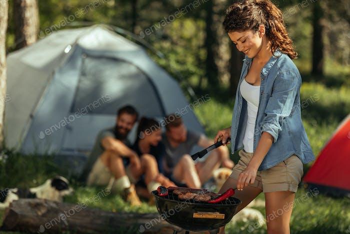 An diesem Wochenende dreht sich alles ums Barbecue