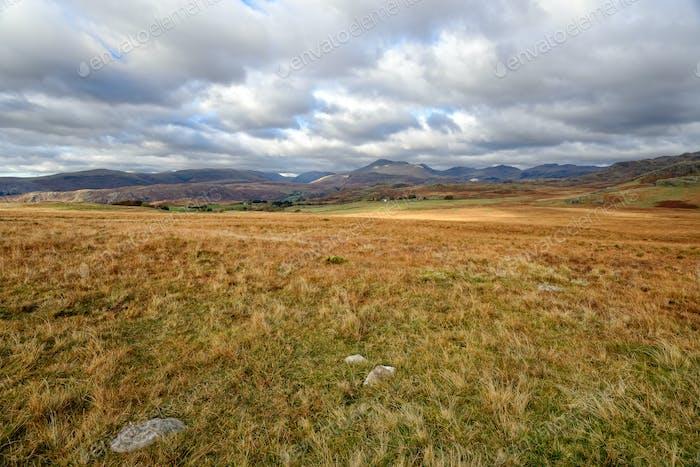 Rugged Land in Cumbria