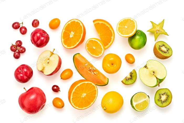 Fruits mix
