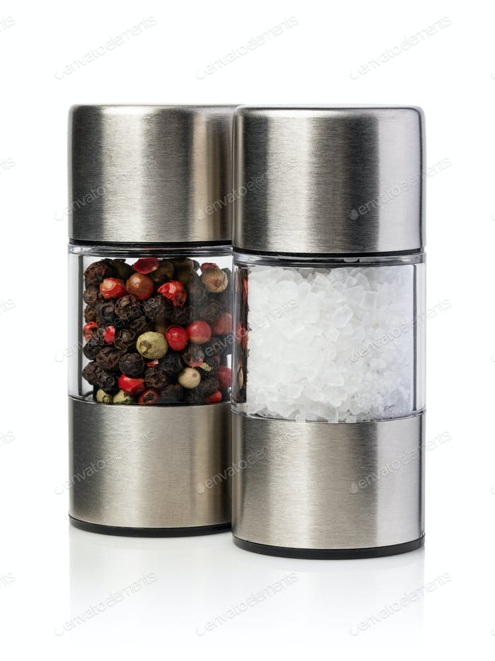 salt and pepper grinders