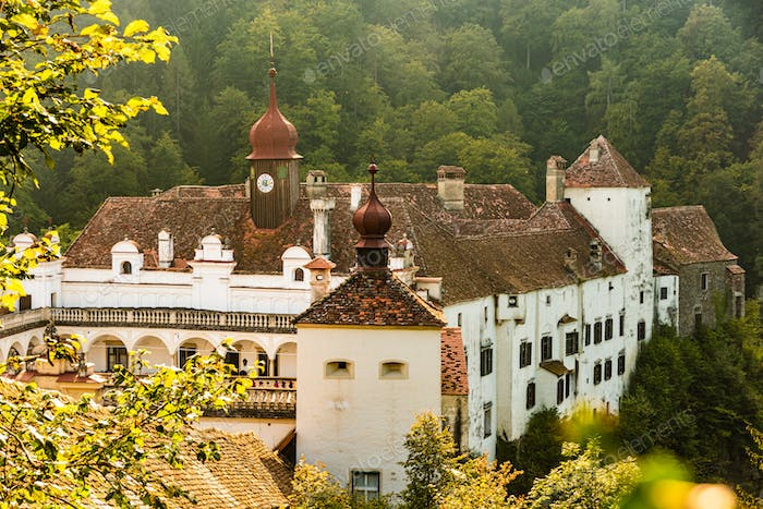 Schloss Herberstein, travel destination in Styria Austria