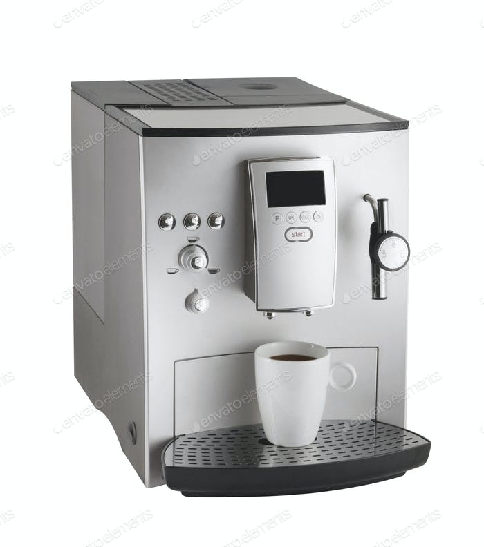 Expresso coffee machine