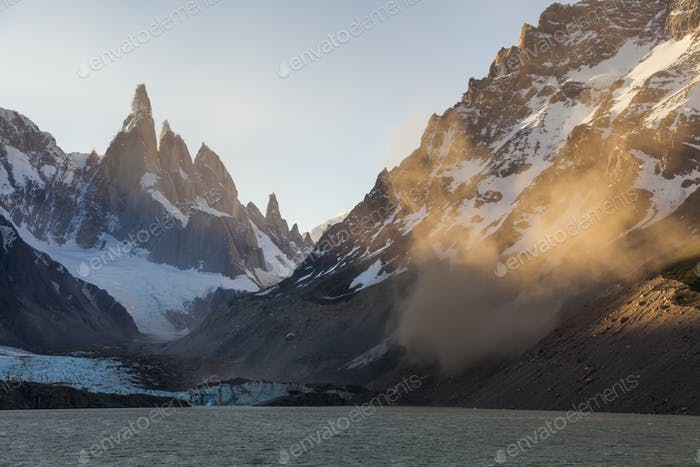 Cerro Torre, Los Glaciares National Park, Patagonia, Argentina
