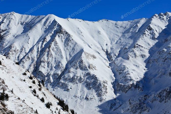 Winterberglandschaft