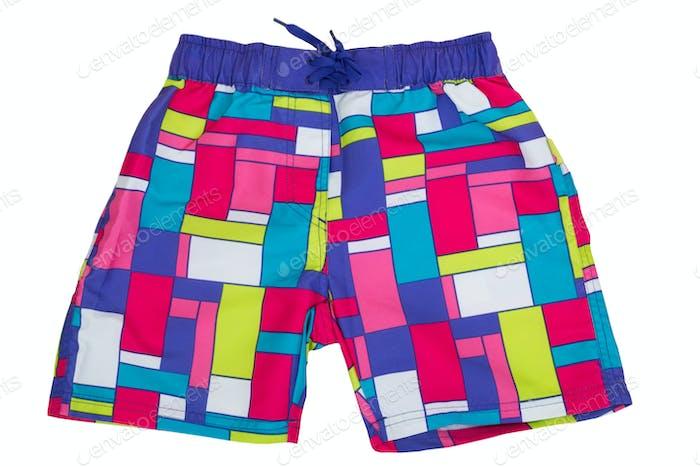 children's beach shorts