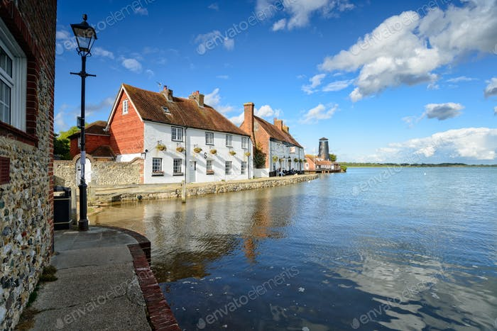 Langstone Quay in Hampshire