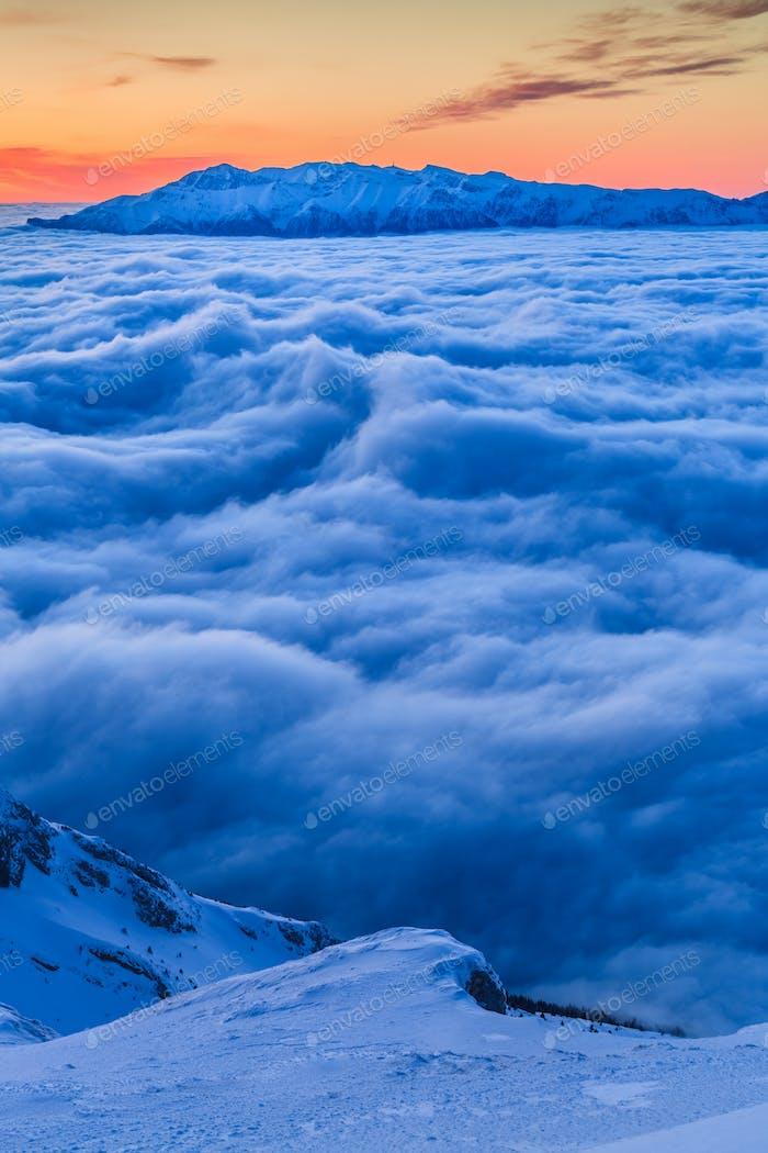 Piatra Craiului Mountains, Romania