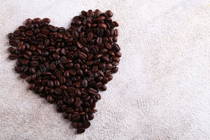 Natural Organic Coffee Beans